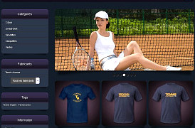 Tennis Avenue Shop